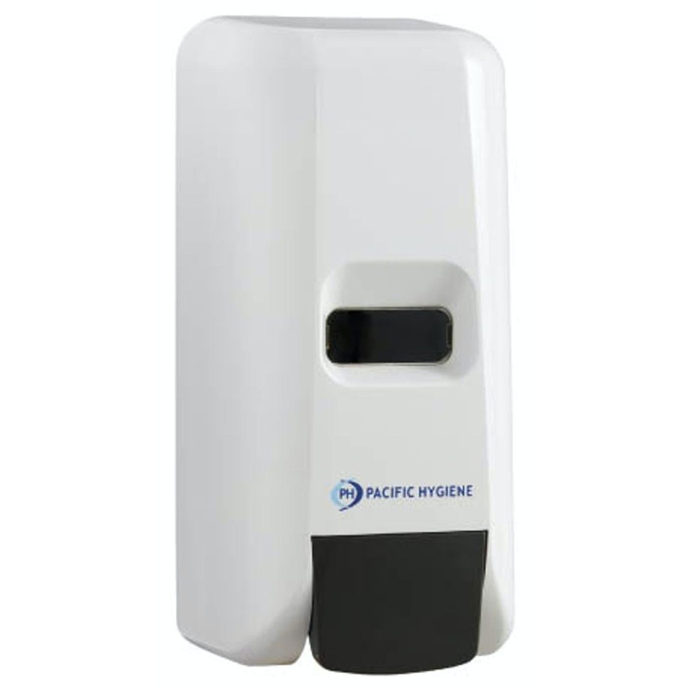 D1000 SOAP DISPENSER (WHITE)
