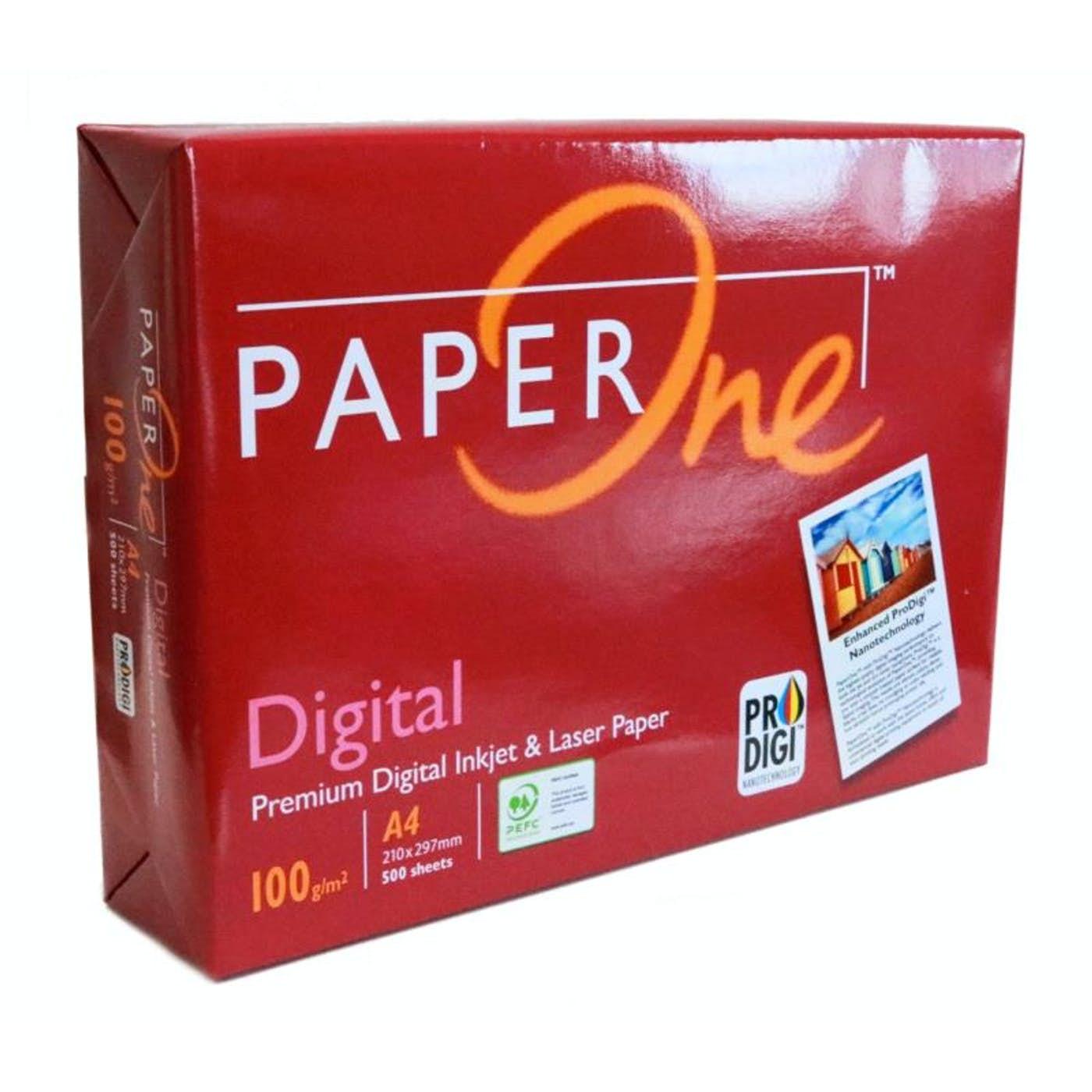 PAPERONE PRESENTATION A4 COPY PAPER 100GSM