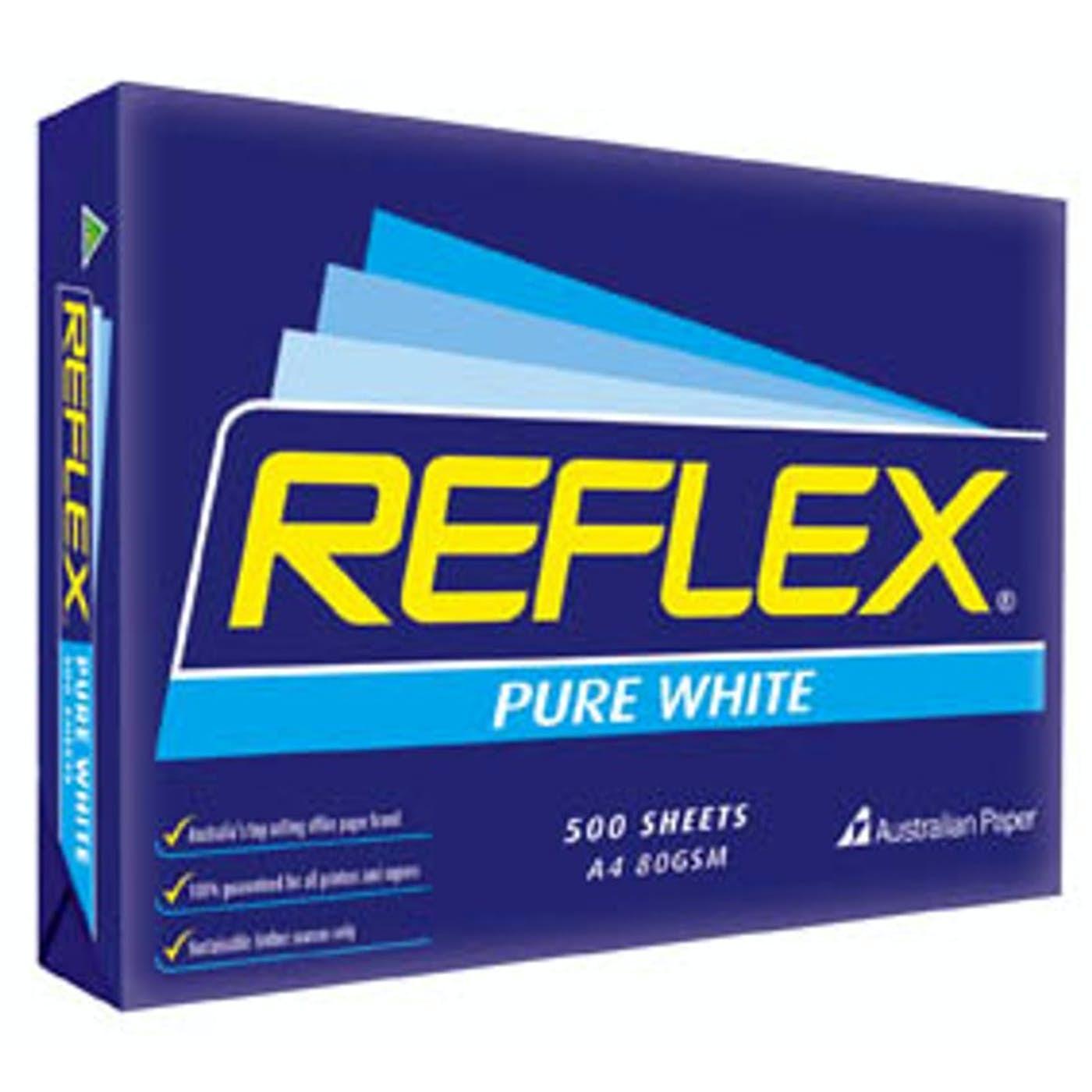 REFLEX A4 WHITE COPY PAPER