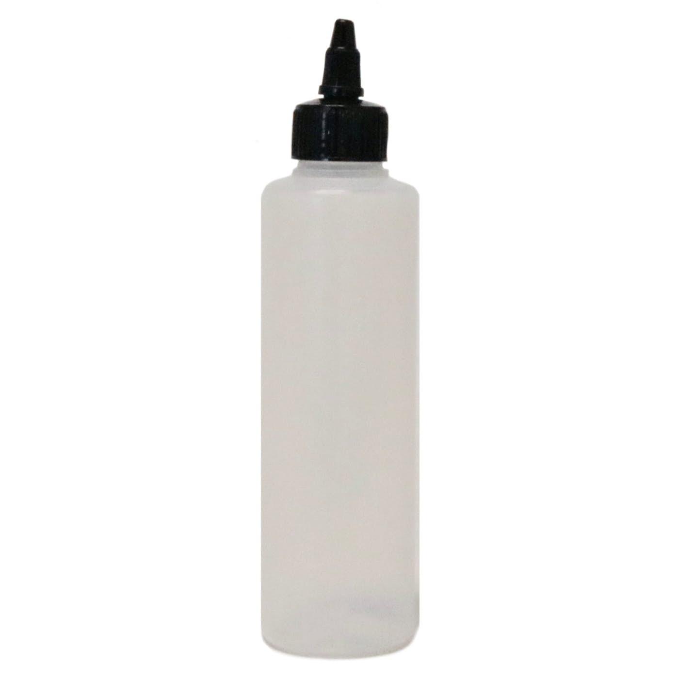 CLEAR PLASTIC BOTTLE 250ML