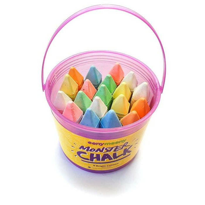 MONSTER CHALK, BUCKET OF 20