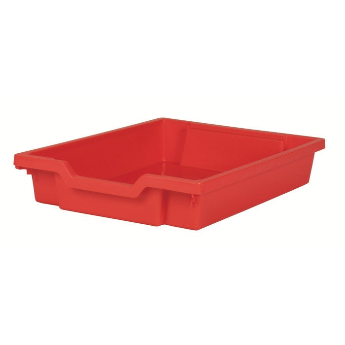 GRATNELLS TRAY F1 SERIES, (FLAME RED)
