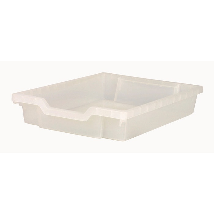 GRATNELLS TRAY F1 SERIES, (CLEAR)