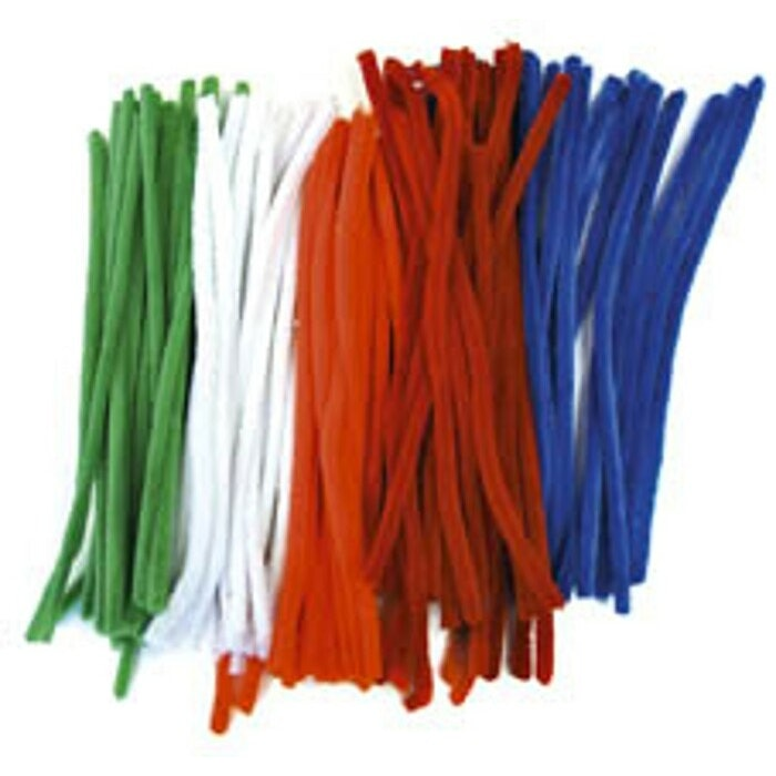JUMBO PIPE CLEANERS, PKT 100