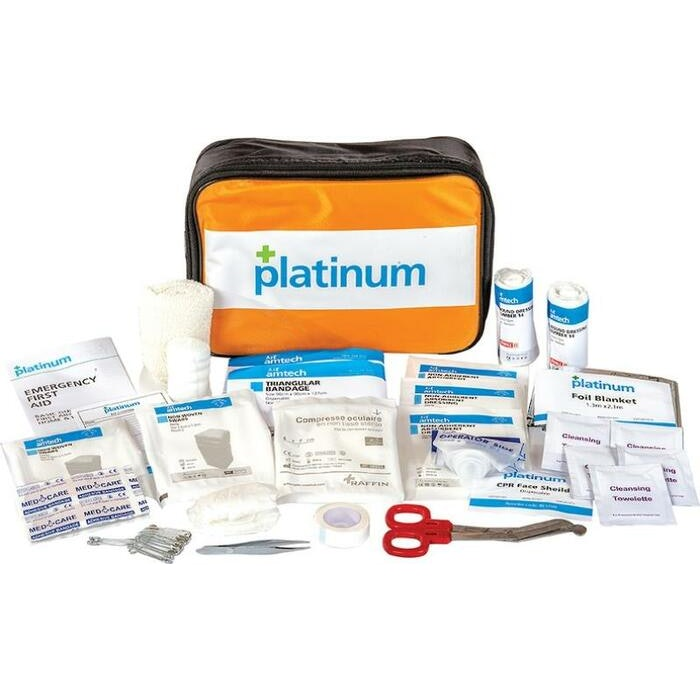 54 PIECE FIRST AID KIT
