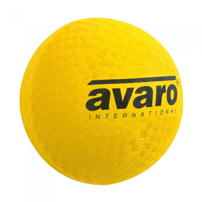 5 INCH RUBBER PLAYGROUND BALL