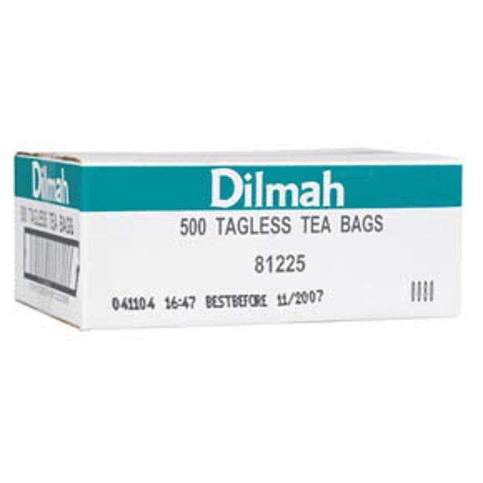 DILMAH PREMIUM TEA BAGS, BOX 500