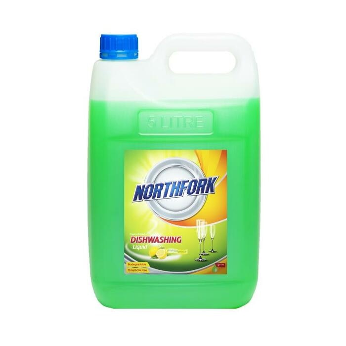 NORTHFORK DISHWASHING LIQUID 5 LITRE