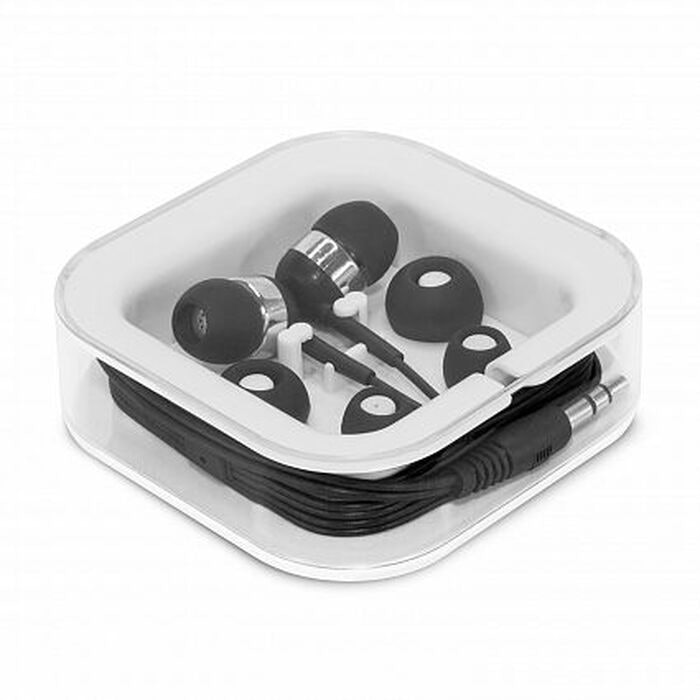 HELIO EAR BUDS (BLACK)