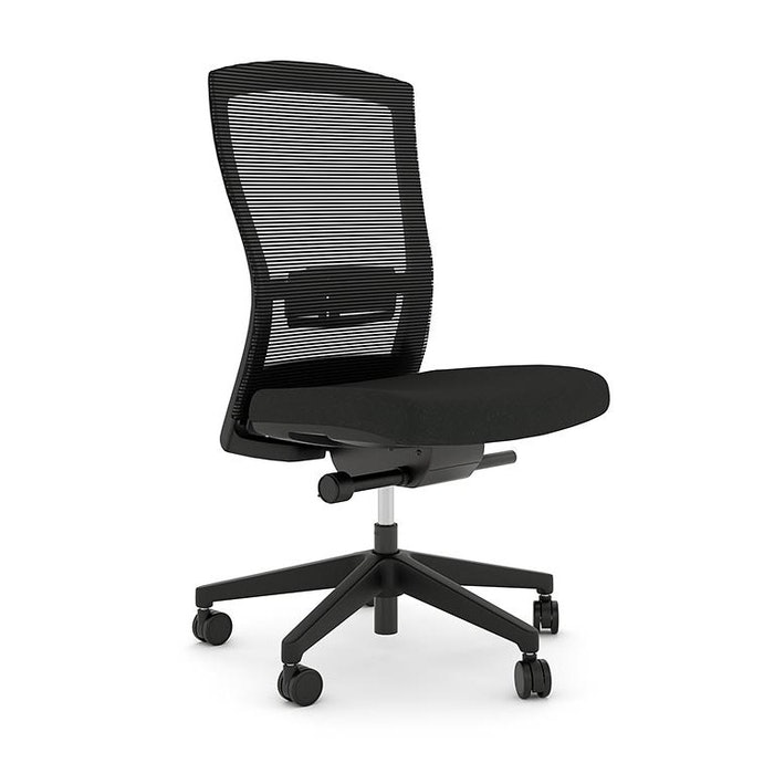 SOLACE MIDBACK TASK CHAIR (BLACK)