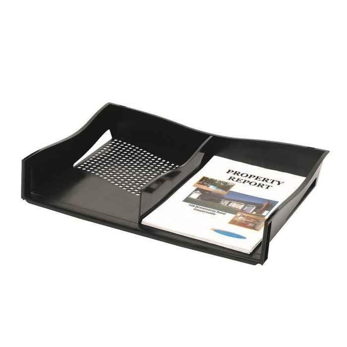 ENVIRO A3 DOCUMENT TRAY WITH DIVIDER
