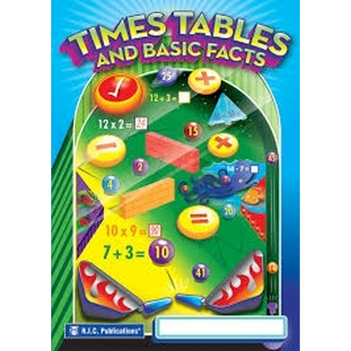 TIMES TABLES AND BASIC FACTS