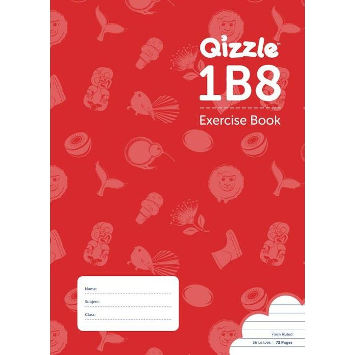 1B8 EENY MEENY EXERCISE BOOK