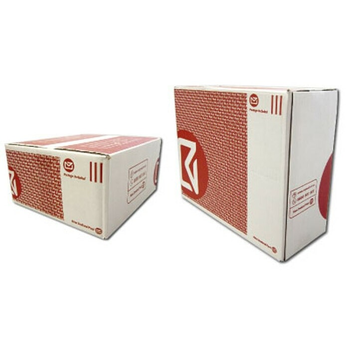 NZ POST PAID ENVELOPES DLE WINDOW, BOX500