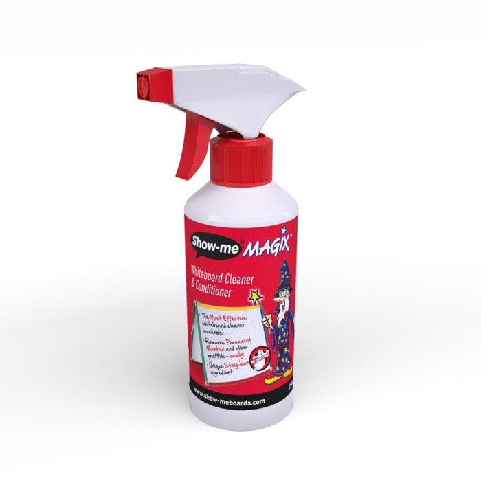 MAGIX WHITEBOARD CLEANER & CONDITIONER, 250ML