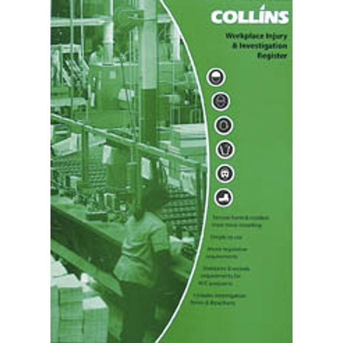 COLLINS ACCIDENT REGISTER