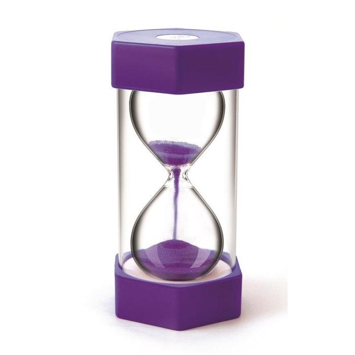 SAND TIMER MEGA, 15 MINUTES, PURPLE