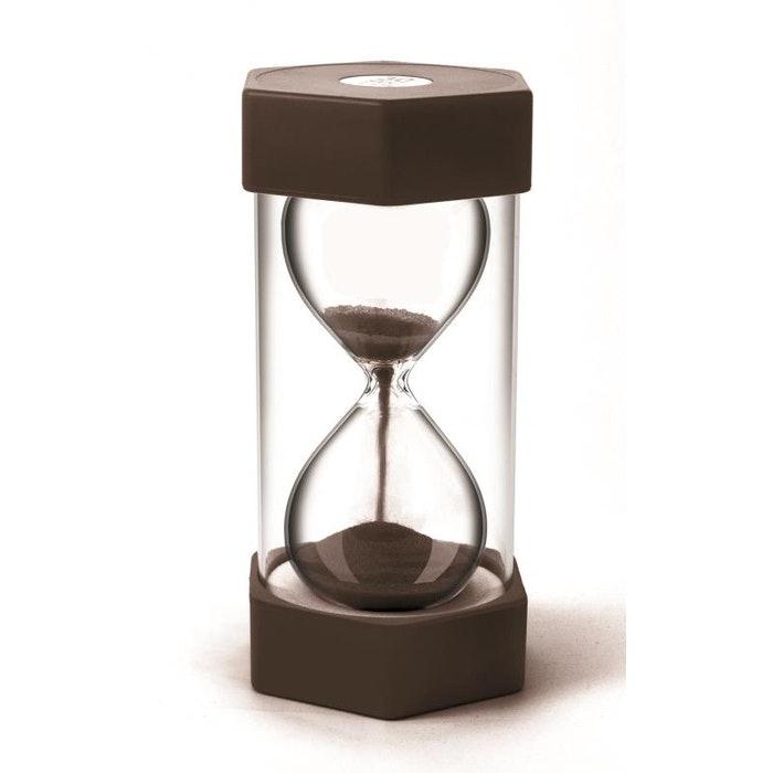 SAND TIMER MEGA, 30 MINUTES, BLACK