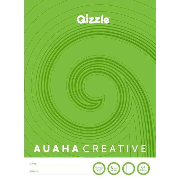 AUAHA CREATIVE BOOK
