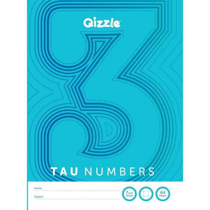 TAU NUMBERS BOOK 3