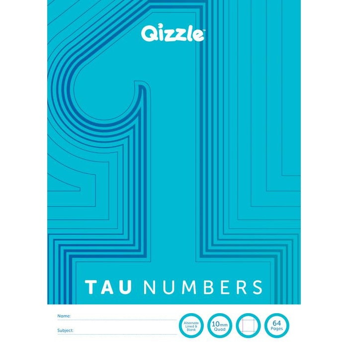 TAU NUMBERS BOOK 1