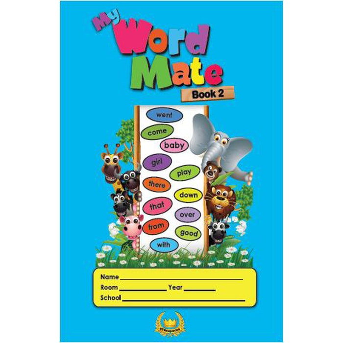 GTE - MY WORD MATE - BOOK 2