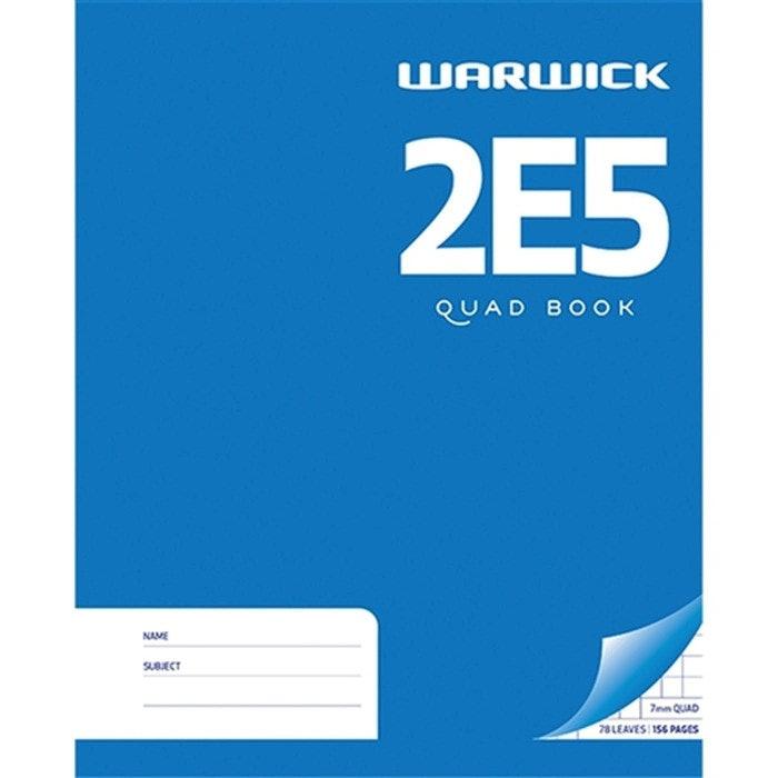 2E5 HARD COVER BOOK